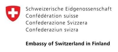 Embassy of Switzerland in Finland logo